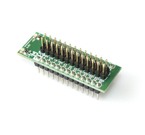 Adapter GPIO dla Raspberry PI z LED