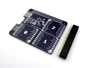 Modulowo® Explore™ R without ADC and EEPROM (dla Raspberry Pi)