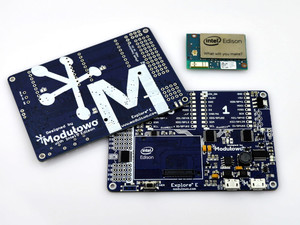 Modulowo® Explore™ E for Intel® Edison